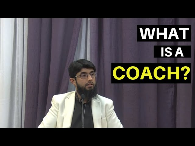 3D | What is a Coach?