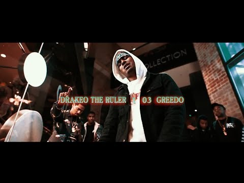 Drakeo The Ruler feat. 03 Greedo - Out The Slums (Official Music Video)