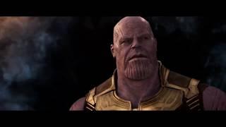 Shocking DEATH scene of Avengers from Avenger's Infinity war