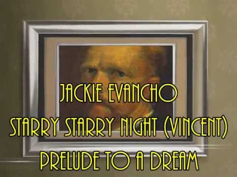 Jackie Evancho - Starry Starry Night (Vincent Van Gogh)