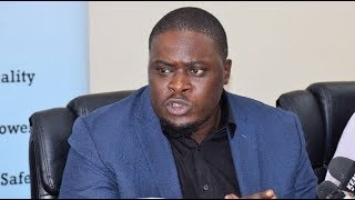 Nairobi senator, Johnson Sakaja rejects Miguna Miguna as a deputy governor nominee