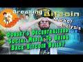 Bitcoin bulls are struggling!  Jack Dorsey & decentralized social media, Nike & Crypto, BTC custody!