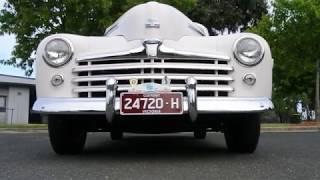 1947 Ford Deluxe Tudor Sedan - CHACA