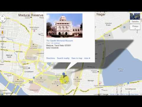 Madurai Sightseeing   Offline Visual Guide   YouTube