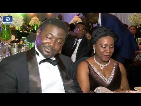 Metrofile: NBA Lagos Branch Marks End Of 2016 Law Week With Grand Dinner