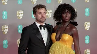 Gambar cover Joshua Jackson, Rafferty Law and more on the red carpet for the 70th BAFTA in London