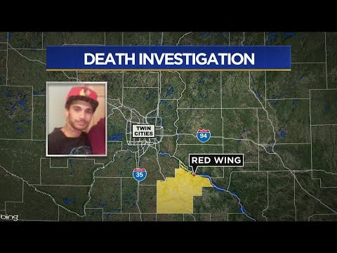 Man Found Dead On Red Wing Sidewalk