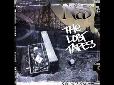 Nas- Drunk by Myself (w/ Lyrics)