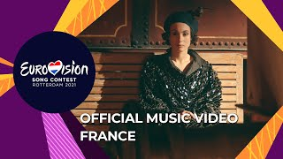 Barbara Pravi - Voilà - France 🇫🇷 - Official Music Video - Eurovision 2021