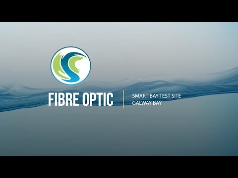 Fibre Optic - Smart Bay Test Site - Galway Bay - Irish Sea Contractors