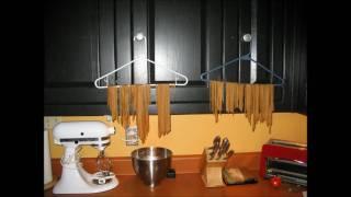 Homemade Whole Wheat Pasta