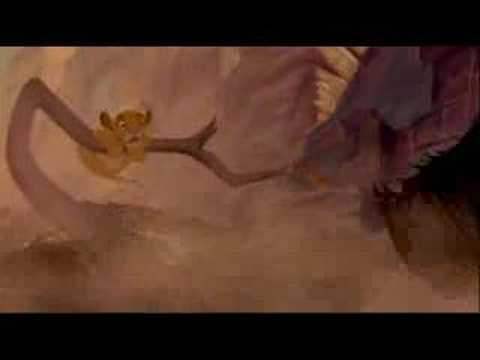 The Lion King Full Circle Sample 2 The Stampede Youtube
