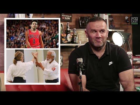 Dževad Poturak o realnosti Aikida -  Može li Messi zakucati na košarci?