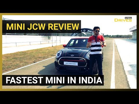 MINI John Cooper Works Review | 230hp hot hatch now in India!
