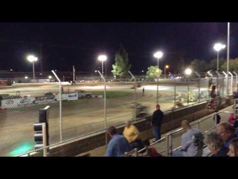Tanner Whitaker #75 Jr Sprint Delta Speedway Stockton ca