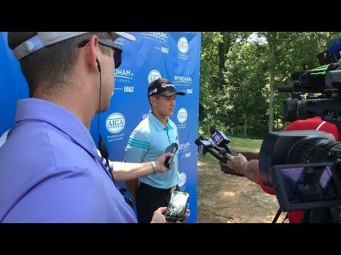 Wyndham Championship Highlights and Course Record 62
