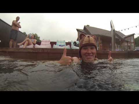 Kamchatka trekking and sea kayaking 2013