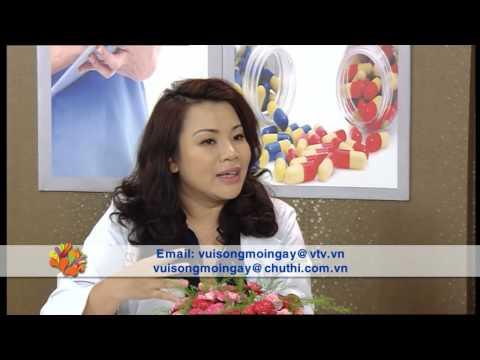 BSTV: Nám, Tàn nhang điều trị thế nào? - Vui Sống Mỗi Ngày [VTV3 – 04.09.2014]