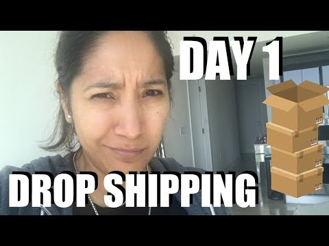 How to Dropship On Amazon in 2019 - Day 1 - Was It Profitable? thumbnail