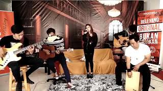 Cover images Makan Hati - Baby Shima acoustic live with merpati band