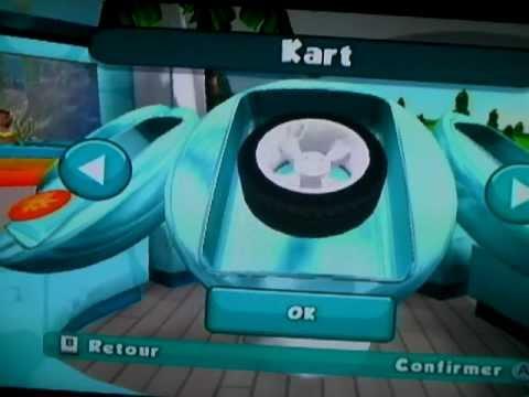 Live sur Vacation Sports sur Wii