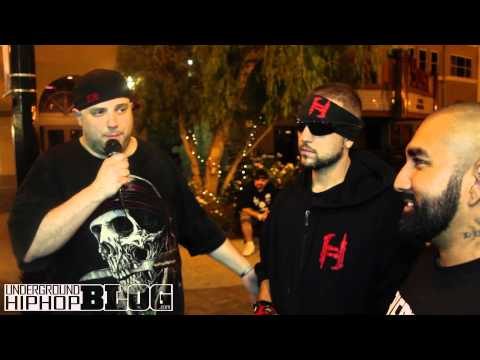 "Necro & Mr. Hyde ""Exclusive Interview"" UndergroundHipHopBlog.com"