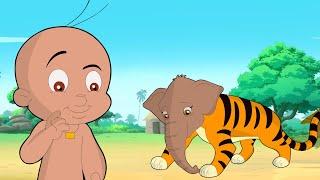 Chotta Bheem - Raju aur Jaadu Jaanwar | Fun Kids Videos | Fun Cartoon for Kids