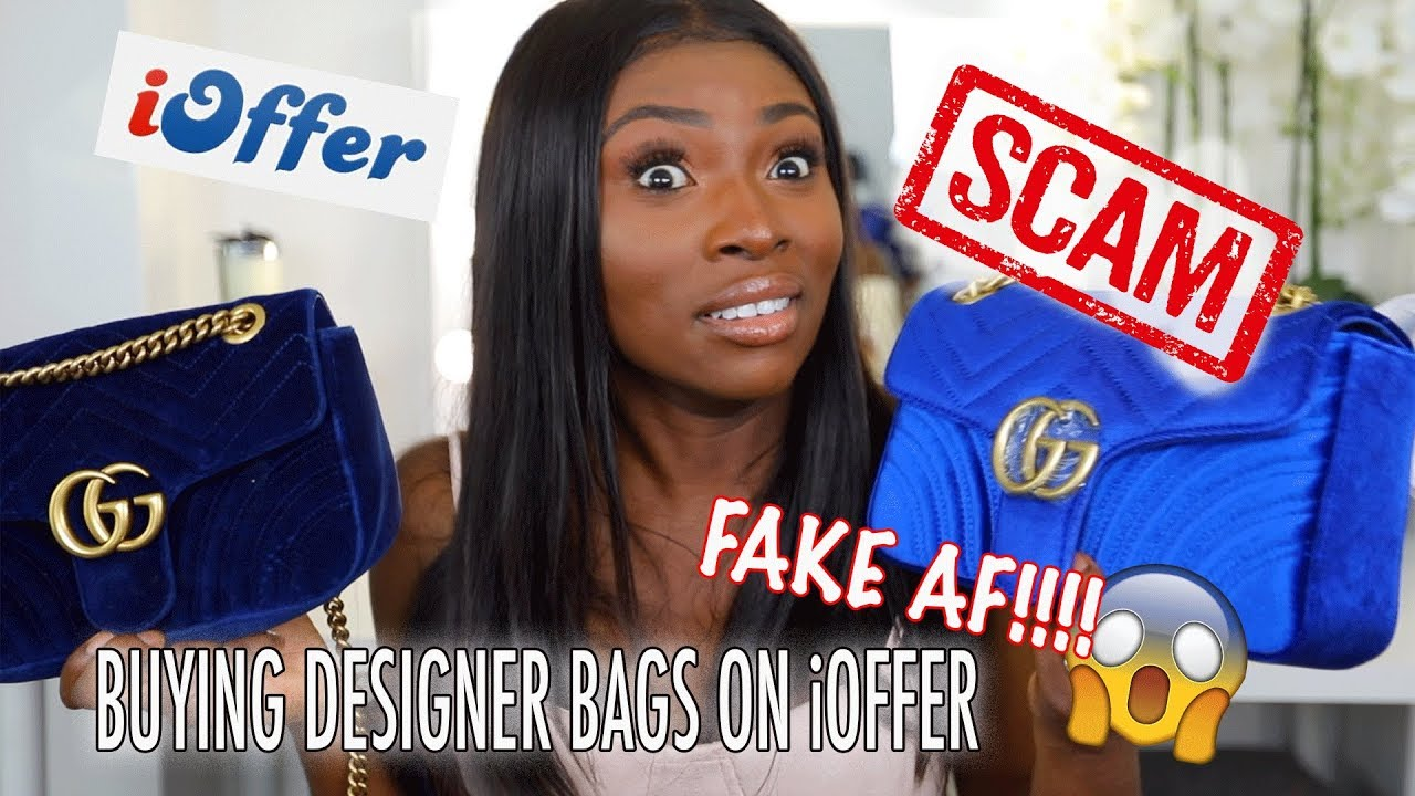 50c67031c098d IS iOFFER THE NEW WISH  GETTING SCAMMED BUYING DESIGNER BAGS ON ...