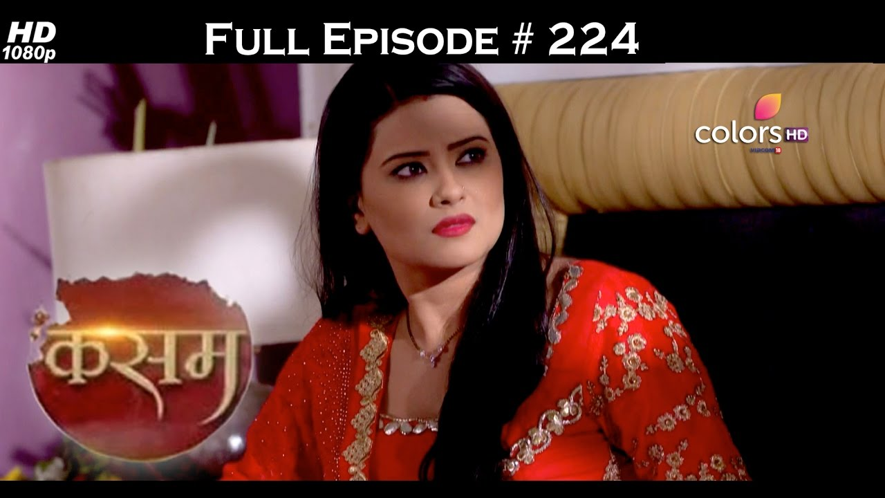 KASAM - 31st December 2016 | Rishi & Tanuja Get Romantic On His