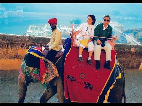 Voyage en Inde - Jaipur 2 - Eléphants