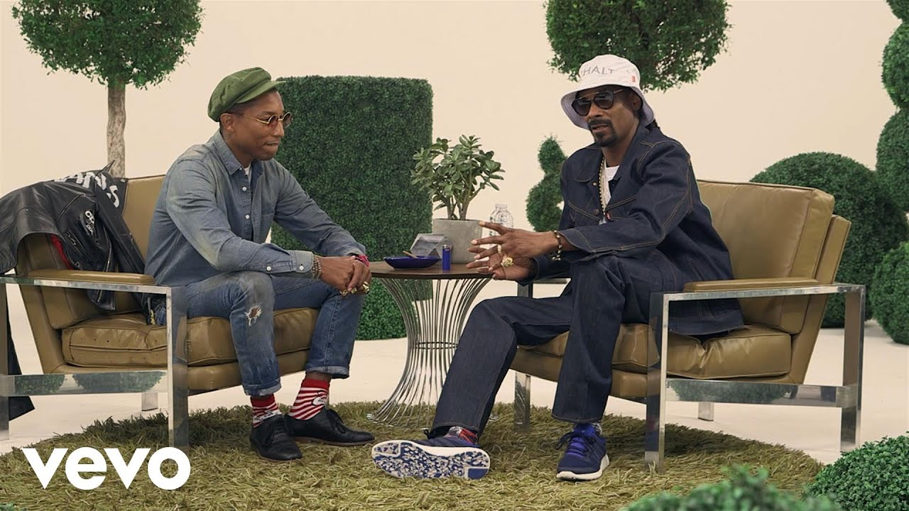 Snoop Dogg, Pharrell Williams - BUSH Conversations