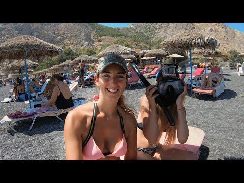 Underwater Metal Detecting With Lena (Stone Beach)