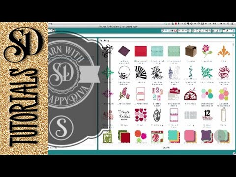 Learn How To Use The Silhouette Cameo Youtube