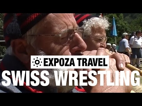 Swiss Wrestling (Switzerland) Vacation Travel Video Guide