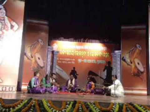 Khanjani Instrument of Odisha (Song: Nauriya [concluding part])