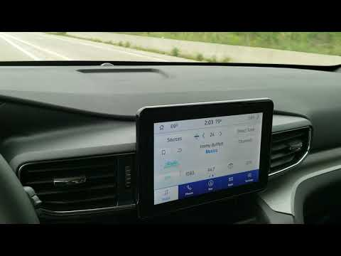 2020 FORD EXPLORER XLT FIRST DRIVE 2.3L ECOBOOST FORD CO-PILOT360 ASSIST REVIEW TEST DRIVE