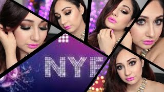 GRWM new years eve party look 2016| makeupbyfelicia mua