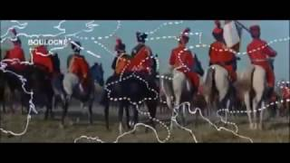 Napoleon, enraged at news of Trafalgar, moves the Grande Armée against Austria
