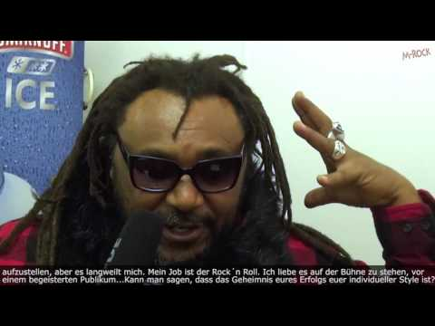 Skindred on M-Rock Interview & Live