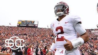 How Ohio State could edge out Alabama in the College Football Playoff | SportsCenter | ESPN