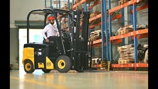 OM XE 25 2.5Ton Electric Forklift | Product Video