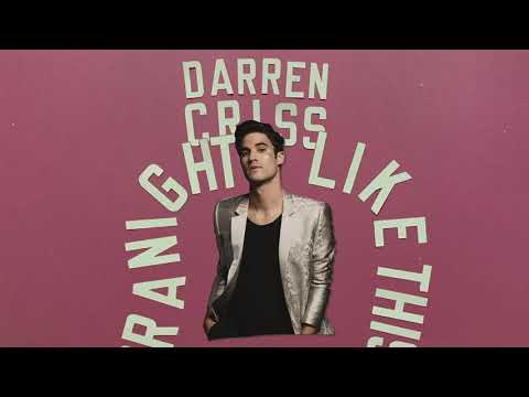 Darren Criss - for a night like this mp3 baixar