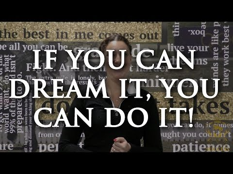 """""""If YOU Can Dream It, YOU Can Do It!"""" - Minute Monday Motivation Ep71"""