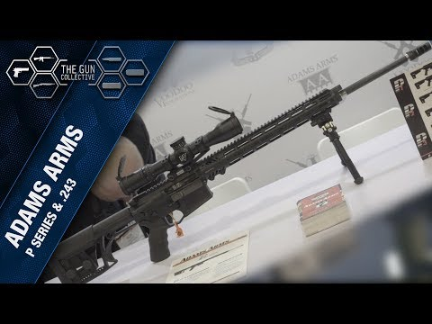 Adams Arms Piston Creedmoor & 243! - Shot Show 2018