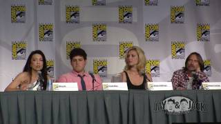 Stargate Universe. (HD) Comic Con 2010 Panel 6 of 6