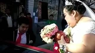 китайская свадьба...