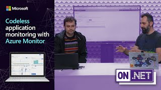 Codeless application monitoring with Azure Monitor