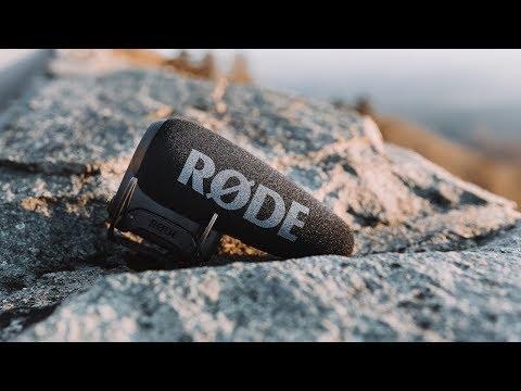 Best Vlogging Mic for 2018 - RODE Mic Pro Plus