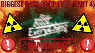 BIGGEST BASS DROP EVER! (EXTREME BASS TEST!!!) PART 4