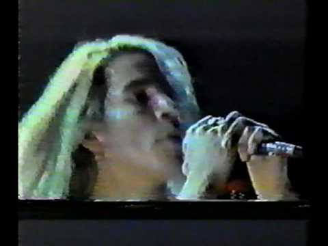 Red Hot Chili Peppers - Blackeyed Blonde [Live, Toronto - Canada, 1986]
